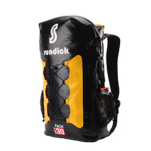 New Outdoor Backpack Waterproof Climbing bag Fold able Camping Backpack SDK-BB0612