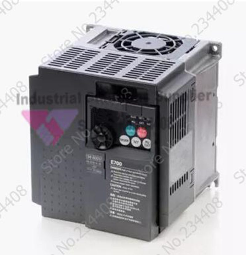 Input 3 ph 380V Output 3 ph Inverter FR-D740-1.5K-CHT 380v 380~480V 3.6A 1.5KW 0.2~400Hz New