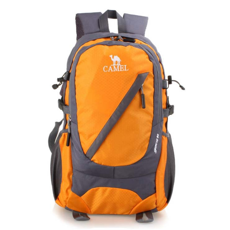 d9549c9a5e New Design 2016 CAMEL Women s and Men s Backpack Waterproof Nylon Outdoor  Backpack Hiking Bags Camping Sports Cycling Backpacks