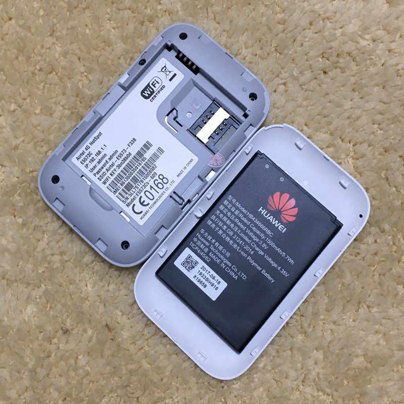 HUAWEI E5573Cs-609 4G LTE Cat4 Mobile WiFi Wireless Hotspot Pocket Router