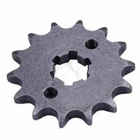 Motorcycle Accessory Front Sprocket 07 14 Tooth For YAMAHA YBR125 YBR 125 2002 2013