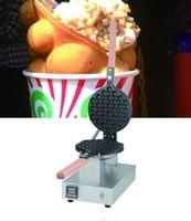 Free Shipping Commercial Nonstick 20v Electric Digital Eggettes Puff Bubble Waffle Maker HongKong Egg Waffle Machine