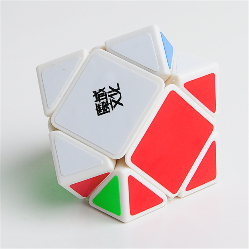 Moyu Skweb Cube 60mm Speed Magic Cube Puzzle Skewb Cubes Kids Educational Toys For Children Cubo Magico