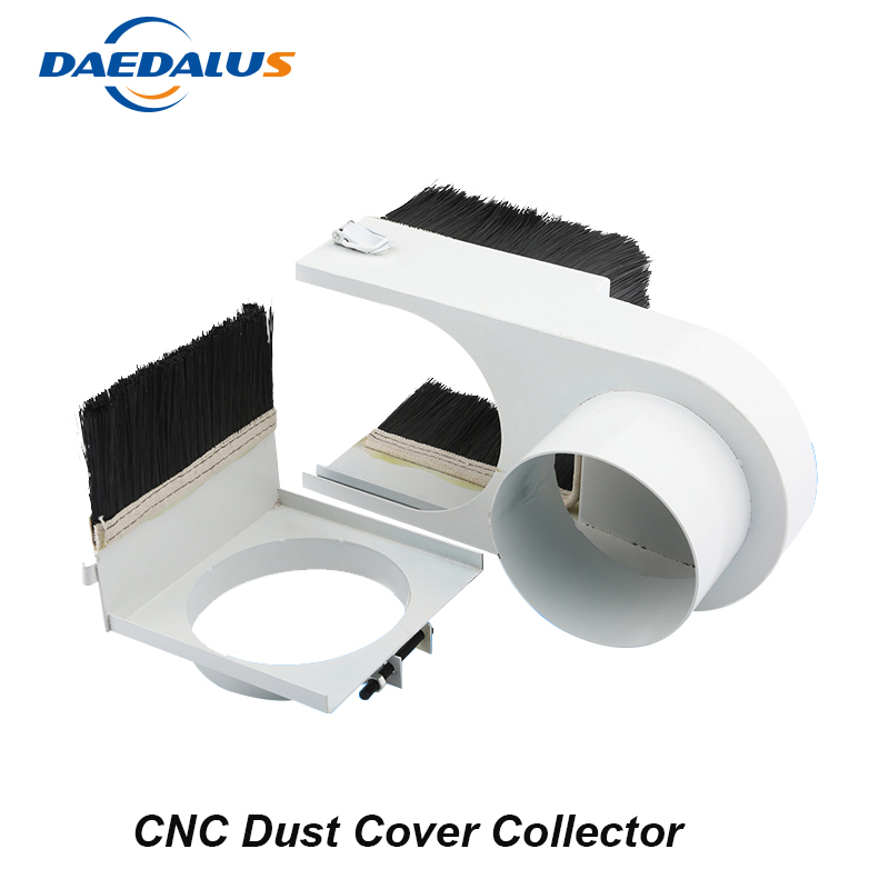 80mm/85mm/65mm Diameter Dust Collector Dust Cover Brush For CNC Spindle Motor Milling Machine Router Woodworking Tools цена