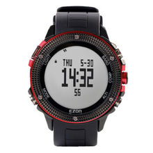 Мужские часы лучший бренд класса люкс EZON альпинизм спорта на открытом воздухе часы многофункциональные электронные часы водонепроницаемые 50 м