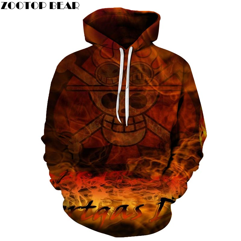 One Piece Sign 3D Print Brand Casual Hoody Sweatshirts Men Tracksuit Hoodie Outdoor Pullover Streetwear DropShip ZOOTOPBEAR New
