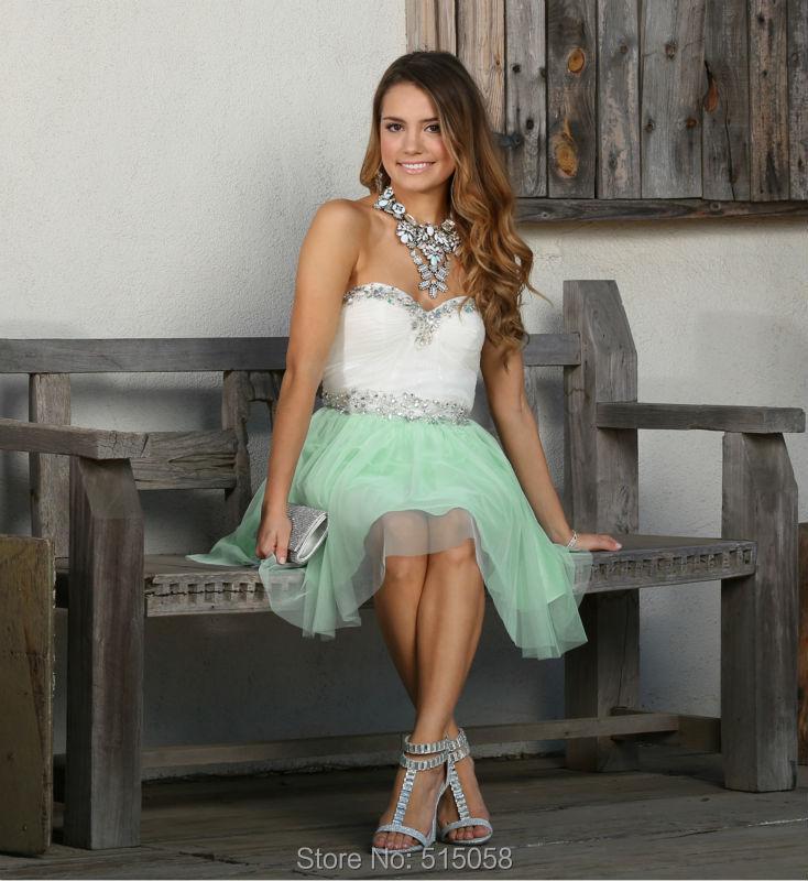 Semi formal 8th Grade Graduation Dress