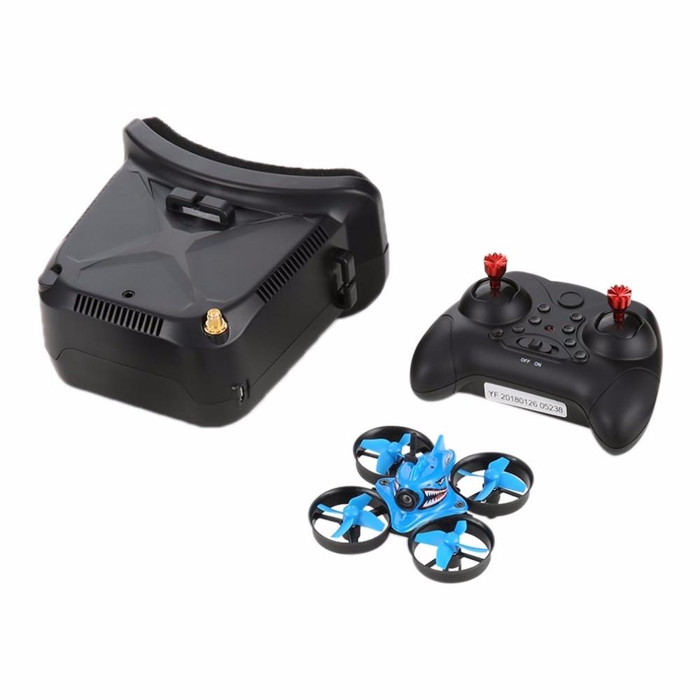 Eachine E013 Shark Racing Quadcopter Mini Drones 360 Degree Roll 1000TVL 1/3