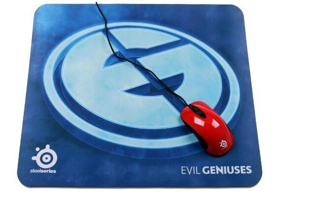 450x400x4mm oem steelseries mouse pad qck +