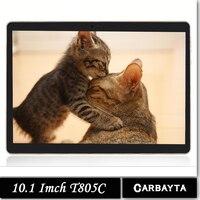 10.1 Inch 3 Gam Android 7.0 Phablet Máy Tính Bảng PC Tab Pad 10