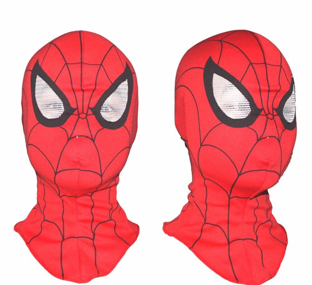 Hot Juguetes Avengers Spiderman Mask Helmet Cosplay Model Plastic Brinquedos Action Figure Baby Kids