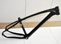 MF 005 Full Carbon Fiber Mountain Bike Frame 26 27 5 29ER Tapered Tube Disc Brake