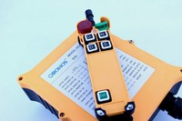 New Arrivals Crane Industrial Remote Control HS 4D Wireless Transmitter Push Button Switch China