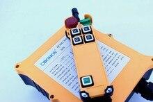 Новые Поступления крана промышленных пульт дистанционного управления HS-4D беспроводной передатчик кнопочный переключатель Китай