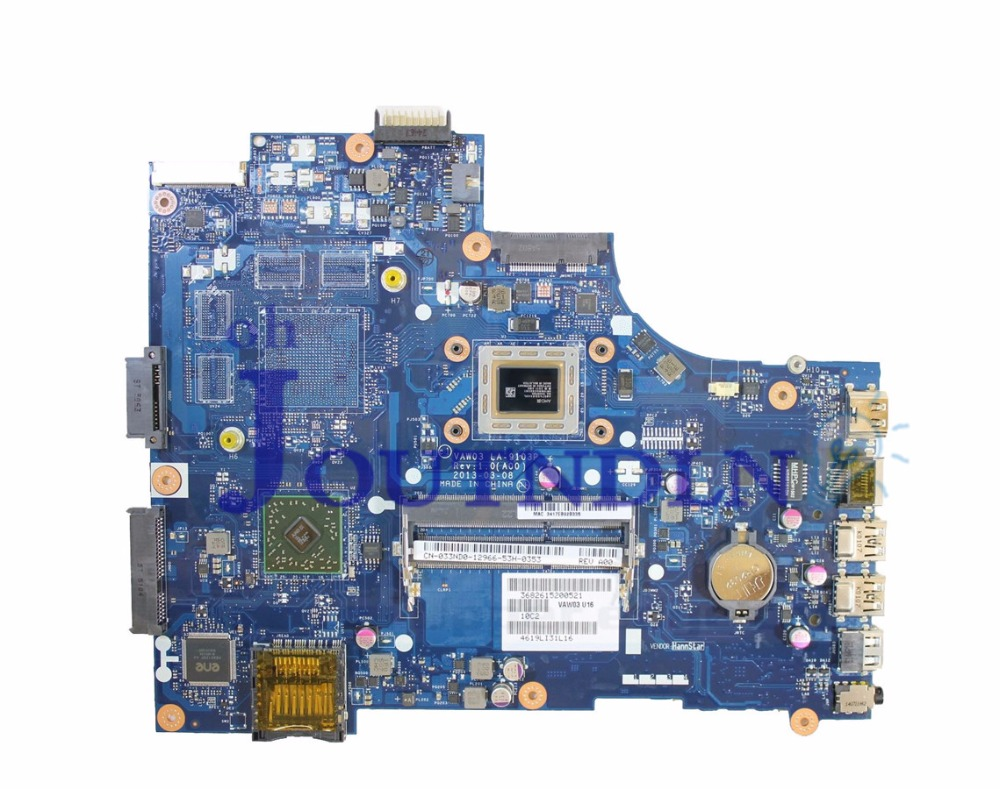 JOUTNDLN FOR Dell Inspiron 5535 Laptop Motherboard LA 9103P 033ND0 CN 033ND0 33ND0 W A10 5745M