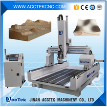 cnc routers 4 axis milling machine for EPS foam styrofoam PU polystyrene 4*8ft