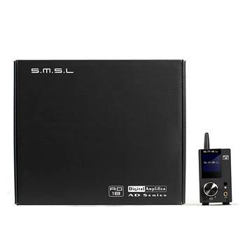 SMSL AD18 HI FI Audio Stereo Amplifier with Bluetooth 4 2 Supports Apt