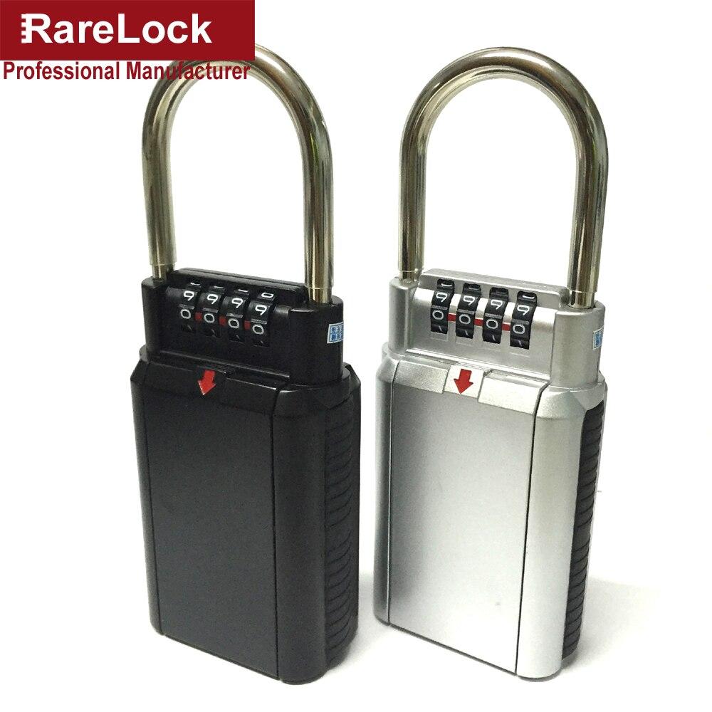 Security Mount รหัสผ่านดิจิตอลที่กำหนดเองกุญแจบ้าน Rarelock