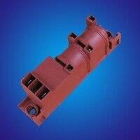 2 stücke AC 220 240V Vier terminals Puls zünder für gasherd-in Kochfeld-Teile aus Haushaltsgeräte bei