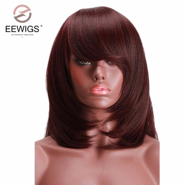 Bob Wigs Colored