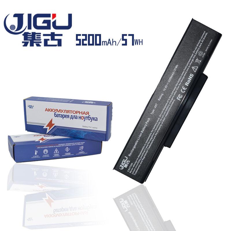 JIGU 5200mAH Laptop Battery For Asus 90-NI11B1000 90-NI11B1000Y A32-F3 F3M F3Q F2 F3 F3T F3U F3J F3F F2F M51 Z53 Z53T M51A