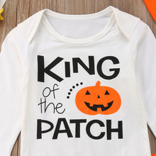 King of the Patch Baby Halloween Costume