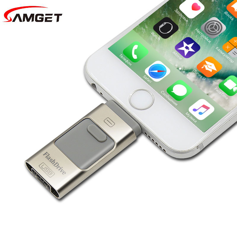 jump drive for iphone samget pendrive for iphone 7 6 6s plus 5 5s memory 5591