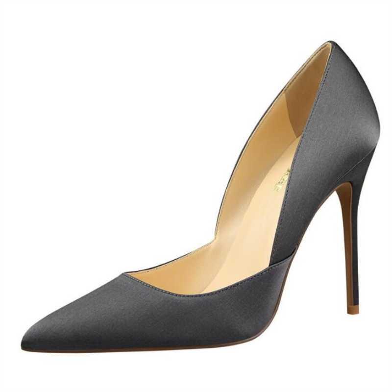 ...  D Henlu  Women Shoes High Heel Womens Red Shoes Women For Wedding  Ladies Shoe With ... 623dde686e48