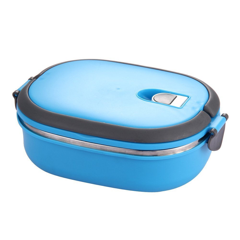 Container Store Lunch Box: Insulated Lunch Box Stainless Steel Food Storage Container