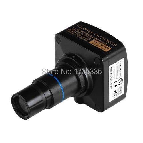 Nufotografuokite mikroskopo nuotraukas ir vaizdo įrašus PC DCE-LX1000 10.0MP USB mikroskopo kameroje su analizės programine įranga