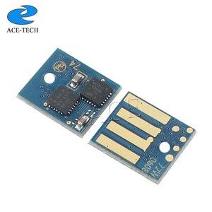 Image 3 - Free shipping 8.5K EU Version 51B2H00 toner cartridge chip For Lexmark MS417 MS517 MS617 MX417 MX517 MX617 laser printer