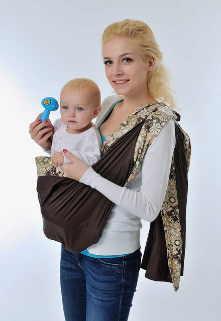 26d2f5e71eb placeholder 2016 new design ring baby sling new born cradle baby wrap  carrier feeding