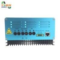 MPPT Контроллер заряда 12/24/48 V Авто 60A Панели солнечные Батарея Регулятор солнечной MPPT контроллер ЖК дисплей Дисплей дома Приспособления