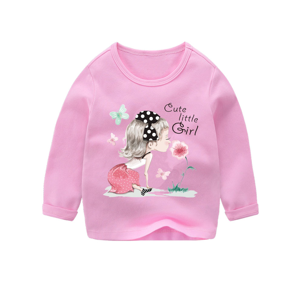lovely flower girl patches iron on clothes sticker heat transfert thermocollants T shirt dress patch parches termoadhesivos ropa in Patches from Home Garden