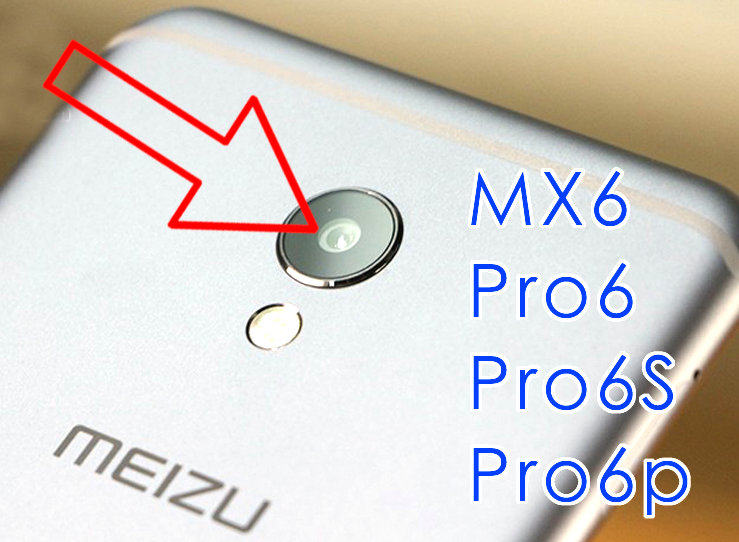 2pcs/lot Coopart New Back Rear Camera Lens Glass For Meizu MX6 / Pro 6 /pro 6S/ Pro 6 Plus With Sticker Top Quality