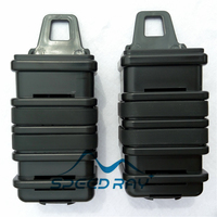 Military Tactical Fast Mag Magazine Holster Set For MP7 Double Mag Pouch Nylon Material 5 Colors