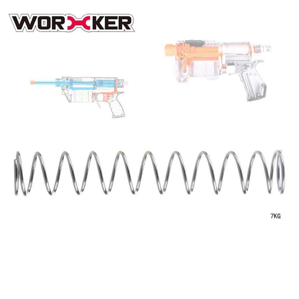 Модификация модернизированная пружина для Nerf N-Strike Elite ответный детский игрушечный пистолет поставки легкая установка