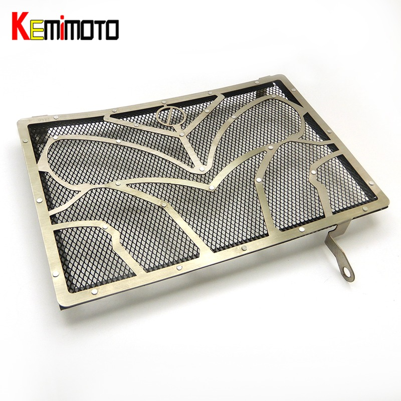 KEMiMOTO For Ducati 1200 Radiator Grill Grille Guard Cover Protector For Ducati Multistrada 1200 2010-2016 4 colors For Choice motorcycle radiator protective cover grill guard grille protector for kawasaki z1000sx ninja 1000 2011 2012 2013 2014 2015 2016