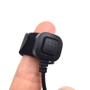 Image 5 - Гарнитура с микрофоном для горла 2,5 мм, гарнитура с микрофоном PTT для рации Motorola Radio TLKR T5 T80 T60 T6 T8 Talkabout MR350R T6500