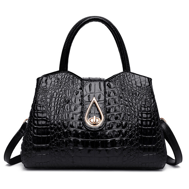 Crocodile Genuine Leather...