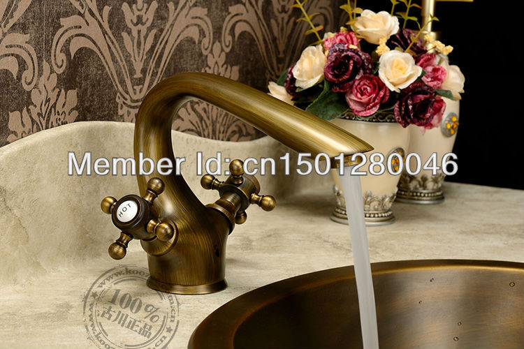 single lever hot and cold basin mixer tap faucet gold color two handle ceramic disc lavatory brass hotel bathroom classic micoe hot and cold water basin faucet mixer single handle single hole modern style chrome tap square multi function m hc203