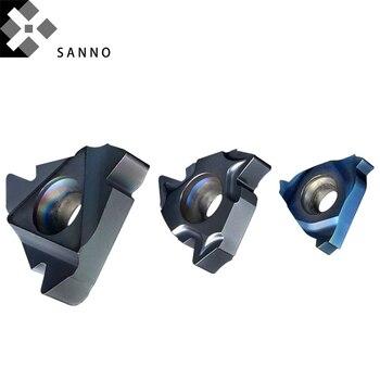 16ERM A60 / A55 / AG60 / AG55 / G60 / G55 external CNC carbide threading turning blade inserts