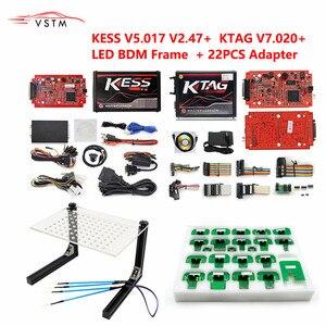Image 1 - Hot selling KTAG KESS KTM Dimsport BDM Probe Adapters Full Set 22PCS Ktag v7.020 v2.23 v2.25 KESS v2.47 v5.017