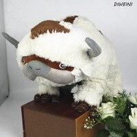 1 Pcs Set Cute Big Size Anime Kawaii Last Airbender Appa Plush Toy Soft Stuffed Animal