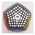 MF8 Teraminx Cubo Mágico Negro Puzzle (stickered) Aprendizaje y Educativos Juguetes Cubo mágico