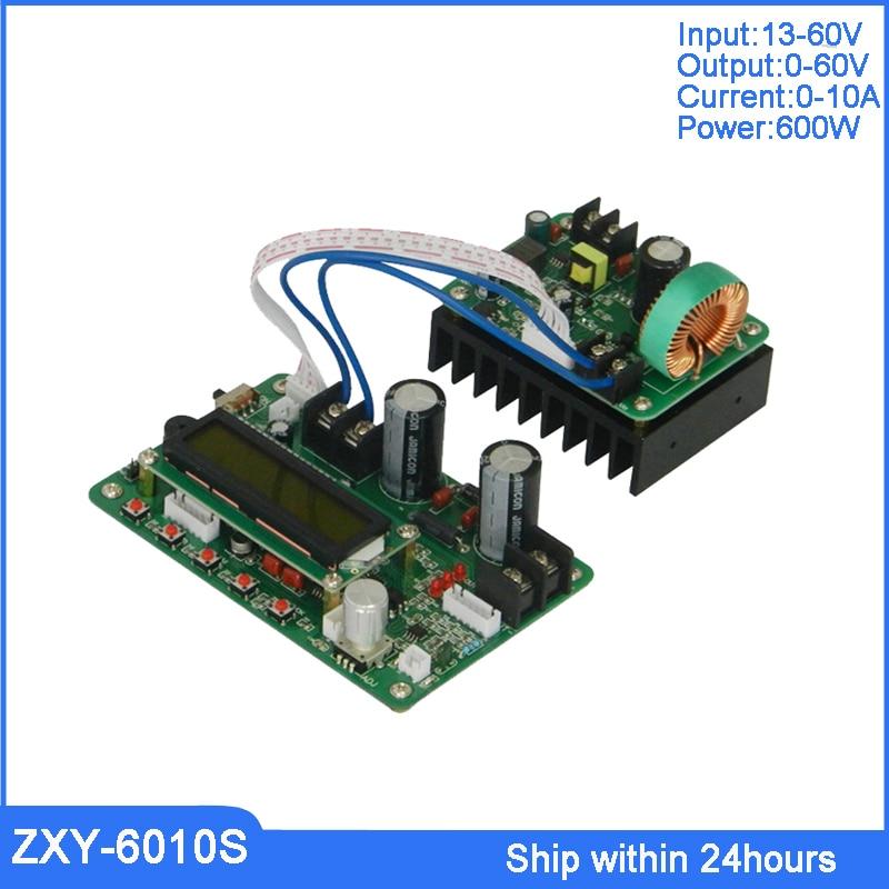 High Power Programable CNC DC Regulator(Stable) Power SupplyVoltage Bulk Module with Digital Display60V 600W DC DC coverter