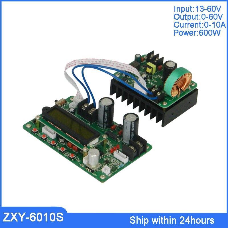 CNC programmable de puissance élevée DC régulateur (Stable) alimentation/Module en vrac de tension avec affichage numérique/60 V 600 W DC DC
