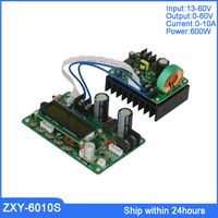 High Power Programable CNC DC Regulator(Stable) Power Supply/Voltage Bulk Module with Digital Display/60V 600W DC DC coverter