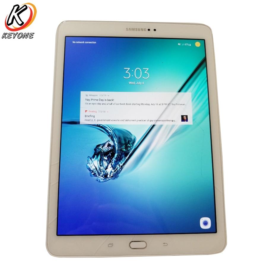 Original New Samsung Galaxy Tab S2 T817V WIFI 4G Verizon Tablet PC 9.7 inch 3GB RAM 32GB ROM Android 2048 x 1536 Tablet PC original new samsung galaxy tab s t807v verizon wifi 4g tablet pc 10 5 inch 3gb ram 16gb rom dual camera android 7900mah pc