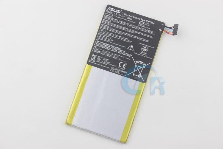 Free shipping high quality mobile phone battery C11P1308  for ASUS TF501T TF502T